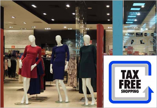 Tax free shopping in Moscow